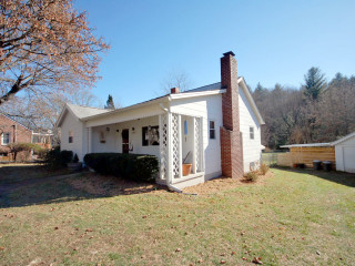 Pisgah Forest Bungalow-Pending